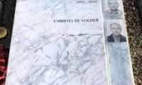 Gedenksteen urneveld Carrara